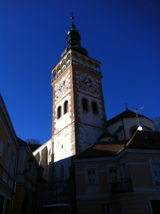 Městská věž v Mikulově