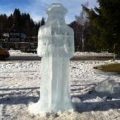 Ledové sochy
