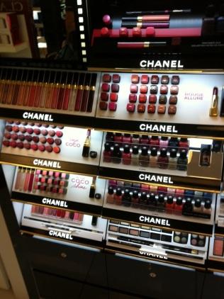 Kosmetický ráj na letišti :-)