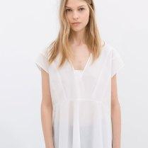 Zara: Lehký šifon