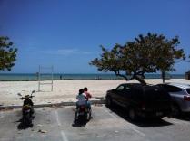 Vedro a pláž