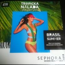 Kniha letních slev v Sephora