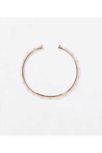 Zara; perly a náhrdelník ve stylu Cartierova hřebíku