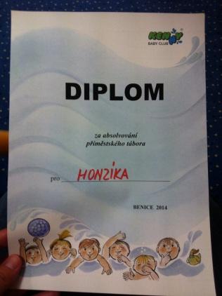 Diplom za výdrž :-))