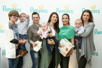 Eva Decastelo a Marta Jandová s blogerkami