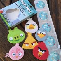 Angry Birds náplasti
