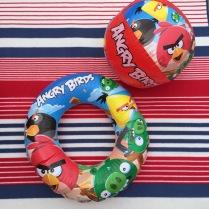 Angry Birds kruh a míč