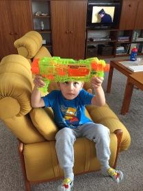 Nová pistole