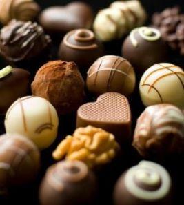 advent čokoláda
