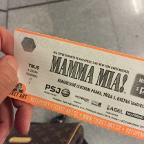Muzikál Mamma Mia!