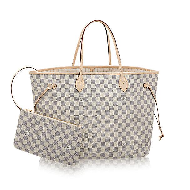 Louis Vuitton Neverfull GM Damier Azur