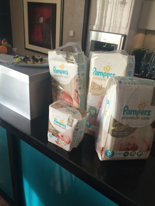 Nové Pampers Premium Care