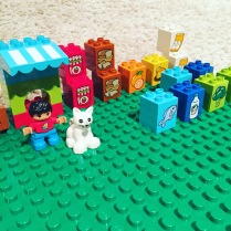 LEGO Duplo - Můj první náklaďák