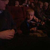 Junior v kině