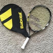 Juniorova tenisová raketa